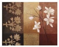 Magnolia Branch Fine-Art Print