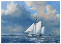 Majestic Sails Fine-Art Print