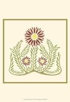 Flourishing Blossoms I Fine-Art Print