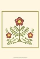 Flourishing Blossoms IV Fine-Art Print