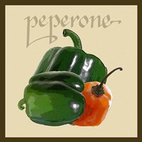 Italian Vegetable IV Fine-Art Print