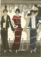 Art Deco Elegance II Fine-Art Print