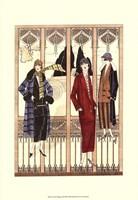 Art Deco Elegance III Fine-Art Print