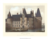 Petite French Chateaux II Giclee