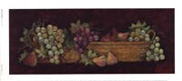 Figs And Grapes Fine-Art Print