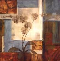 Blue Orchid II Fine-Art Print