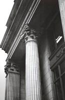 Columns At Entry Fine-Art Print