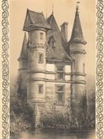 Bordeaux Chateau I Fine-Art Print