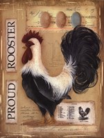 Proud Rooster Fine-Art Print