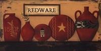Redware Fine-Art Print