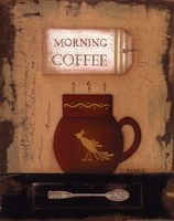 Morning Coffee Fine-Art Print