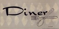 Diner Fine-Art Print