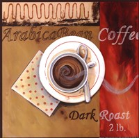 Dark Roast Fine-Art Print