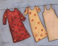 Clothesline Fresh Fine-Art Print