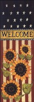 Patriotic Welcome Fine-Art Print
