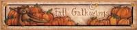 Fall Gatherings Fine-Art Print