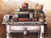 Nightstand Menagerie Fine-Art Print