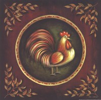 Proud Rooster Fine-Art Print