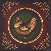 Humble Hen Fine-Art Print