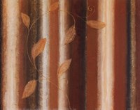 Striped Autumn I Fine-Art Print