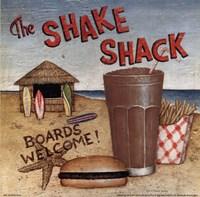 Shake Shack Fine-Art Print