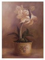 Olivia's Flowers IV Fine-Art Print