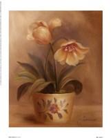 Olivia's Flowers II Fine-Art Print