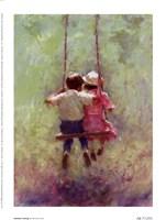 Summer Swing Fine-Art Print