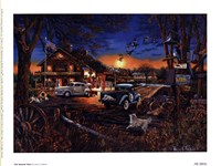 Aaron B. Faulkner - The General Store Fine-Art Print