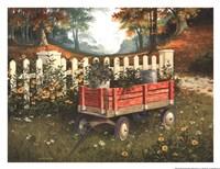 Welcome Wagon Fine-Art Print
