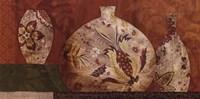 Golden Brocade II Fine-Art Print