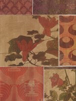 Flowers and Fabric #4 Fine-Art Print