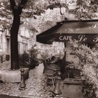 Cafe, Aix-En-Provence Fine-Art Print