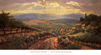 Tuscany Splendor Fine-Art Print