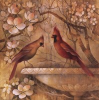 Elegance In Red II Fine-Art Print
