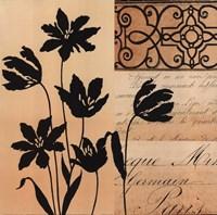 Noir Et Creme III Fine-Art Print