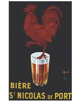 Biere St. Nicolas De Port Fine-Art Print
