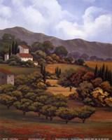 Italian Countryside I Fine-Art Print