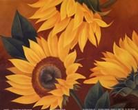 Sunflowers II Fine-Art Print