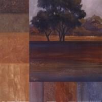 Rhythms Of Landscape I Fine-Art Print