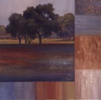 Rhythms Of Landscape II Fine-Art Print