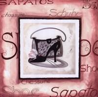 Fashion Shoes III Fine-Art Print