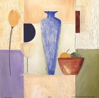 Vase Mosaic III Fine-Art Print