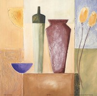Vase Mosaic IV Fine-Art Print