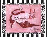 Bling Bling II - London Style Fine-Art Print