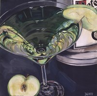 Martini - Apple Fine-Art Print