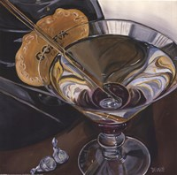 Martini - Chocolate Fine-Art Print