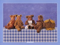 Teddy Bears #2 Fine-Art Print
