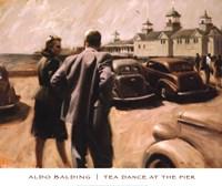 Tea Dance at the Pier Fine-Art Print