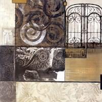 Classical Ruins I Fine-Art Print